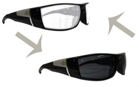 Australian Safety Wholesalers JET 5506SBPHGC (Photochromic)