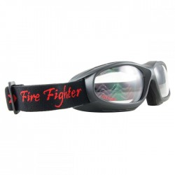 Australian Safety Wholesalers FIRE FIGHTER 803SHBCA (Fire Goggle) (Vented)