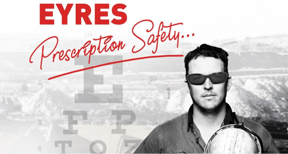 4 Eyres Prescription Safety Glasses