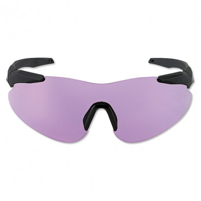 Beretta Challenge (Soft Touch) Shooting Glasses - Purple