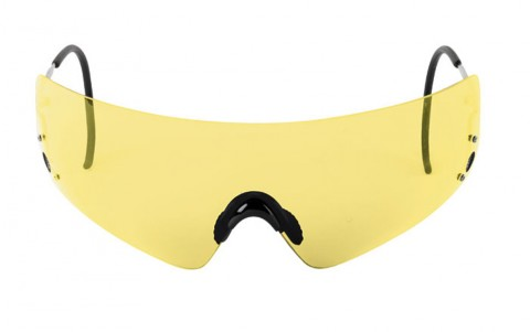 Beretta Adult Shields Shooting Glasses - Yellow (Persimmon)
