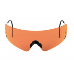 Beretta Youth Shields Shooting Glasses - Orange