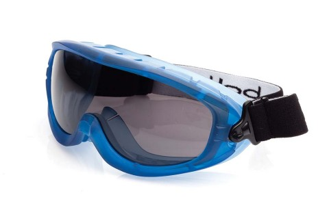 Bolle ATOM Safety Goggles 1652802 (Indirect Vents Top & Bottom) (Prescription Capable)