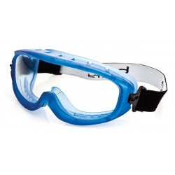 Bolle ATOM Safety Goggles 1652821 (Top Vent Closed) (Prescription Capable)