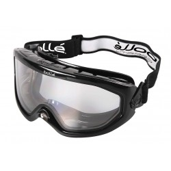 Bolle BLAST DUO Safety Goggles 1650708 (Top Vent Closed) (Prescription Capable)