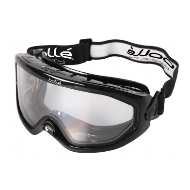Bolle Blast Duo Safety Goggles with Clear Dual Lens