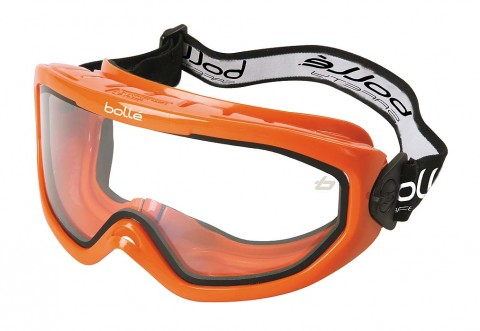 Bolle Blast Duo Safety Goggles Clear Replacement Lens 1650601 (Min Qty 10)