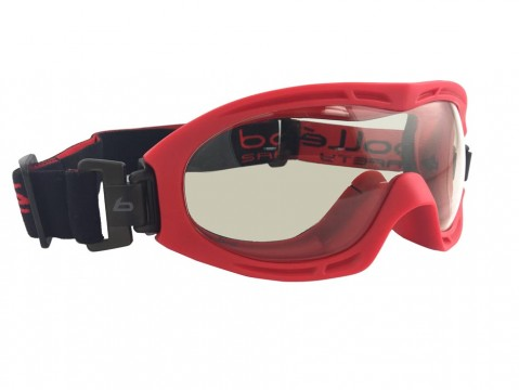 Bolle BACKDRAFT BACECSP (Fire Goggle) (Fully Sealed)