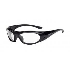 Bolle BOSS 2 Black (Prescription Safety Glasses Frame & Lenses Package)