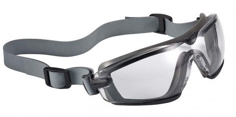 Bolle COBRA TPR Safety Goggles with Neoprene Strap 1667001