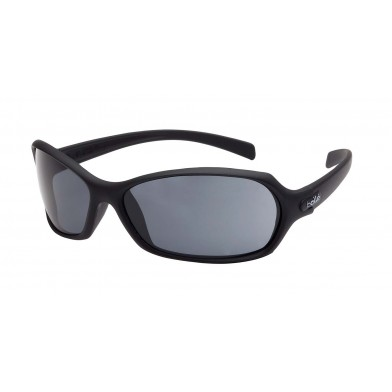 Bolle Hurricane Safety Sunglasses with Smoke Lenses