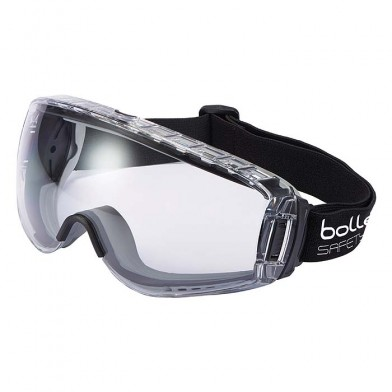 Bolle Pilot 2 Goggles with Clear Lenses