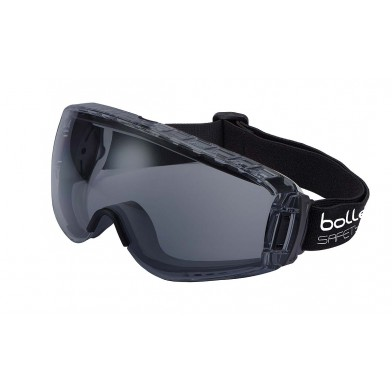 Bolle Pilot 2 Goggles with Smoke Lenses
