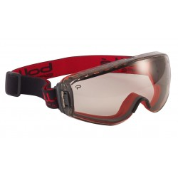 Bolle PILOT 2 PILOFCSP (Fire Goggle) (Fully Sealed)