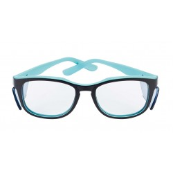 Bolle SPICY Black-Blue (Prescription Safety Glasses Frame & Lenses Package)