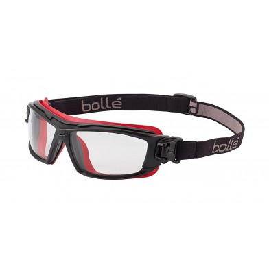 Bolle Ultim8 Safety Goggles with Clear Lenses