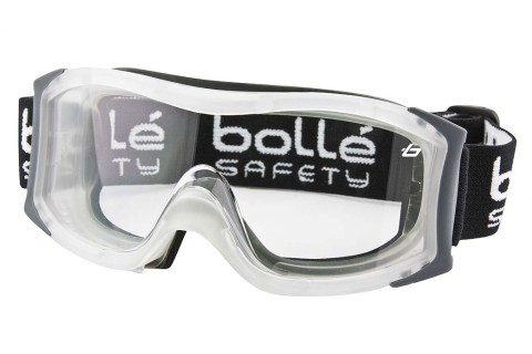 Bolle Vapour Safety Goggles Clear Replacement Lens 1650413 (Min Qty 10)
