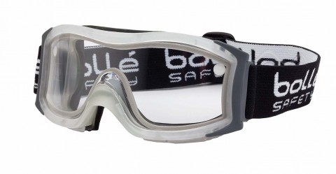 Bolle Vapour Duo Safety Goggles Clear Replacement Lens 1650411 (Min Qty 10)