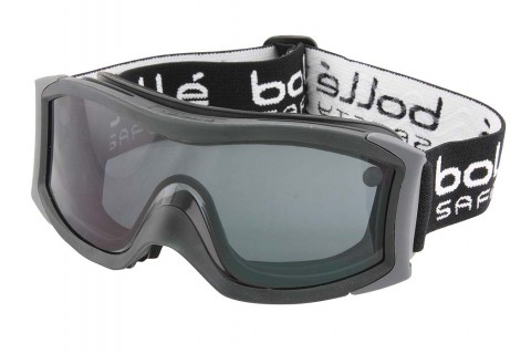 Bolle Vapour Duo Safety Goggles Smoke Replacement Lens 1650412 (Min Qty 10)