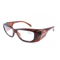 Matador KATALINA Brown (Frame & Safety Lenses Package)