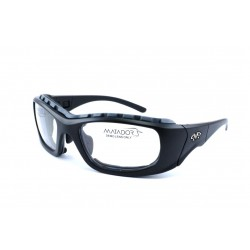 Matador MOJO Matt Black (Positive Seal) (Frame & Safety Lenses Package)