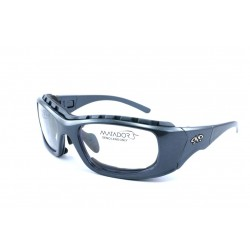 Matador MOJO Silver (Positive Seal) (Frame & Safety Lenses Package)