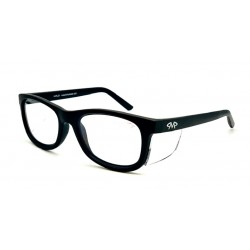 Matador HARLEY Matt Black (Positive Seal) (Frame & Safety Lenses Package)