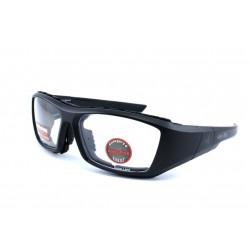 Ugly Fish CANNON Matt Black (Positive Seal) (Frame & Safety Lenses Package)