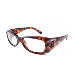 Ugly Fish FLAME Tortoise (Frame & Safety Lenses Package)