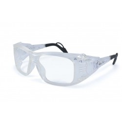 Ugly Fish ROBOT Crystal (Prescription Safety Glasses Frame & Lenses Package)