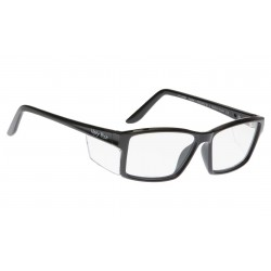 Ugly Fish TWISTER Gloss Black (Frame & Safety Lenses Package)