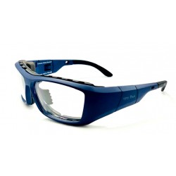 Ugly Fish CANNON Navy (Positive Seal) (Frame & Safety Lenses Package)
