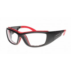 Ugly Fish WARHEAD Grey-Red (Positive Seal) (Frame & Safety Lenses Package)