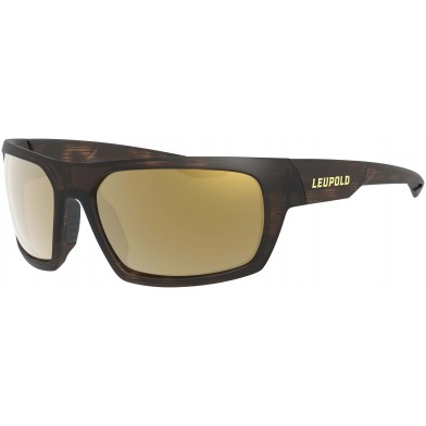 Leupold Packout Shooting Glasses with Bronze Mirror