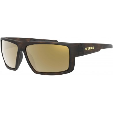 Leupold Switchback Shooting Glasses with Bronze Mirror Lens