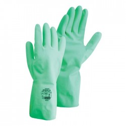 On Site Safety Chemiglove Chemical Resistant Safety Gloves G1533NF (Min Qty 12)