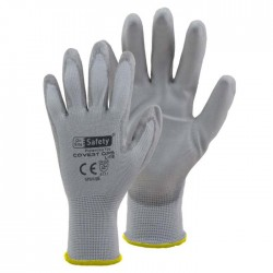 On Site Safety Covert Ops Lite Safety Gloves GPUG (Min Qty 24)