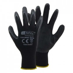 On Site Safety Covert Ops Safety Gloves GNNB (Min Qty 12)