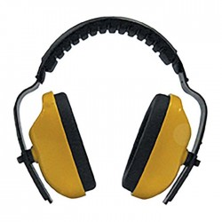 On Site Safety Javelin Earmuffs M06 (26 dB) (Class 5) (Min Qty 5)