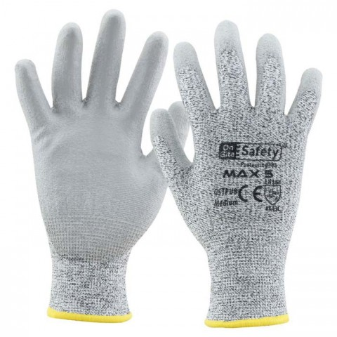 On Site Safety Max 5 Safety Gloves G5TPU (Min Qty 6)