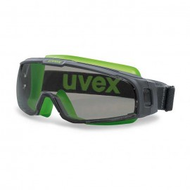 UVEX U-SONIC Safety Goggles 9308-255 (Vented) (Prescription Capable)