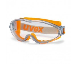 UVEX ULTRASONIC Safety Goggles 9302-345 (Vented) (Prescription Capable)