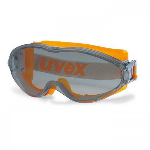 UVEX ULTRASONIC Safety Goggles 9302-346 (Vented) (Prescription Capable)