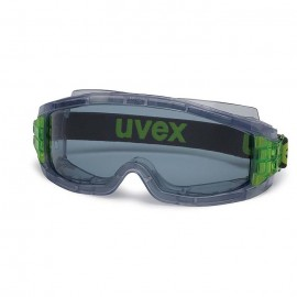 UVEX ULTRAVISION Safety Goggles Grey PC Replacement Lens 9300-607F (Min Qty 10)