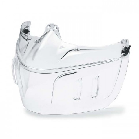 UVEX Ultrashield Safety Goggles - Flip Up Lower Face Guard Only - 9301-393F