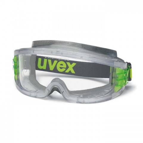 UVEX Ultravision Safety Goggles 9301-323 (Top Vent Closed)