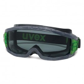 UVEX Ultravision Safety Goggles 9301-324 (Top Vent Closed)