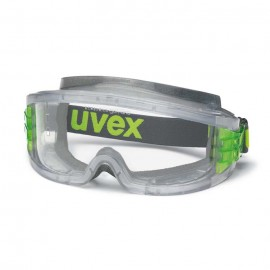 UVEX Ultravision Safety Goggles 9301-626 (Top Vent Closed)