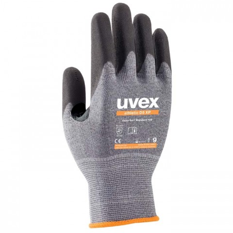 uvex Athletic D5 XP 60030 Cut Resistant Safety Gloves