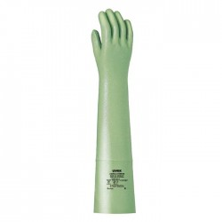 uvex Rubiflex S NB60S Chemical Resistant Gloves